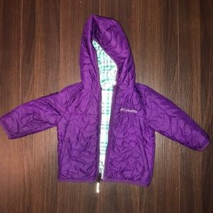 Columbia Toddler Jacket